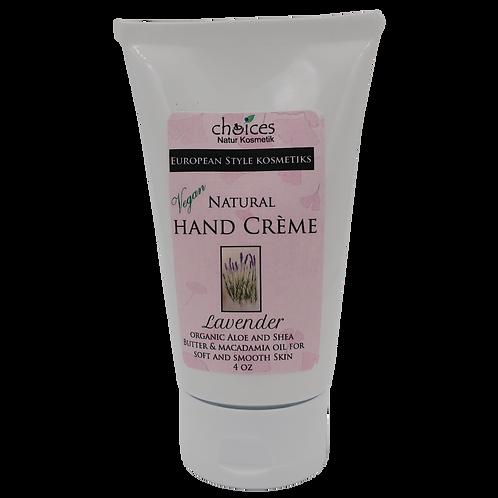 Lavender Hand Creme