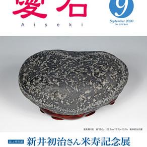 恋と石〜「愛石」9号(2020年)を読む