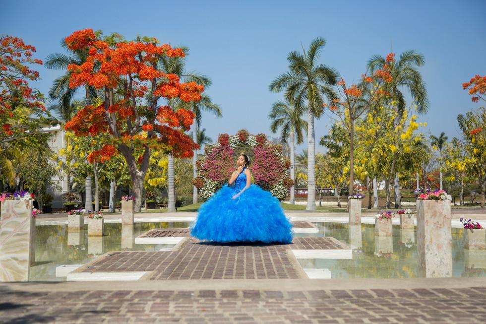 Sesión para Quinceañera  | Fer Solís Photography | Ciudad de México