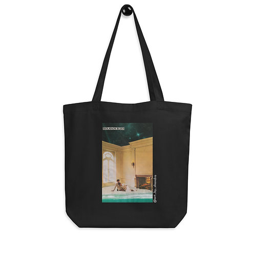 """""""Isolation Blues"""" Tote Bag"""