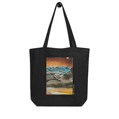 Pink Sea Tote Bag