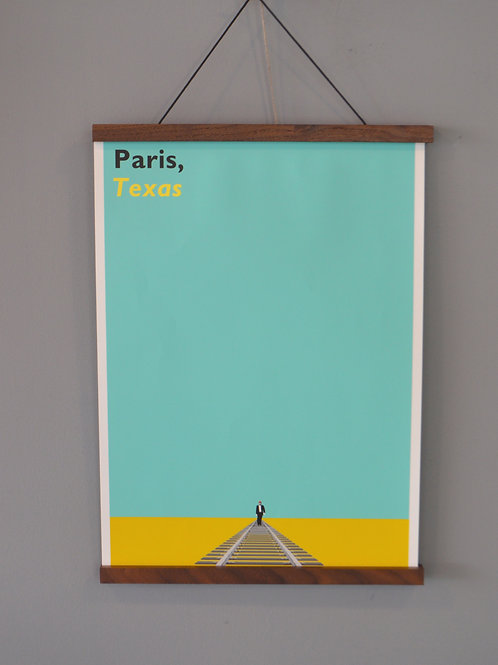 Paris, Texas by indieprints