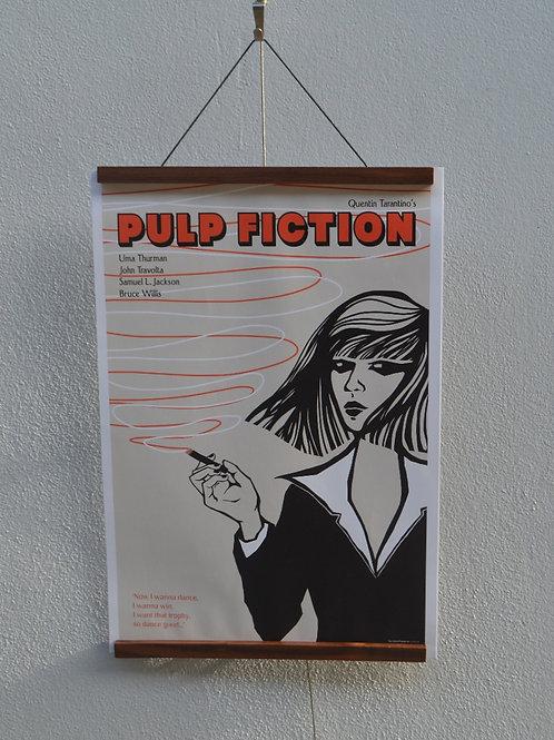 Pulp Fiction by cincine