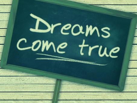 Tem certeza que seus sonhos ainda não se realizaram ?