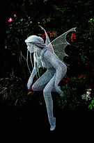"Wire Sculpture ""Woodland Spirit"" by Derek Kinzett - Wire Sculptures"
