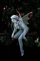 """Wire Sculpture """"Woodland Spirit"""" by Derek Kinzett - Wire Sculptures"""