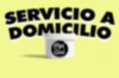Servicio a domicilo Casa Pipí Cucú
