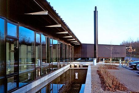 hestra arkitektur vandkunsten jens thomas arnfred
