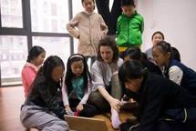 Drama and Creativity Teacher, China