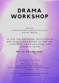 Community Drama Workshop, Y Connect