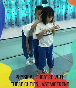 Kids Devised Theatre Workshop