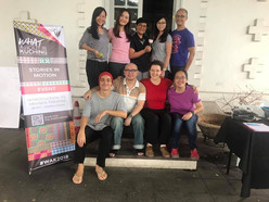 Devised Theatre Workshop @ What About Kuching Festival, Malaysia (2018)