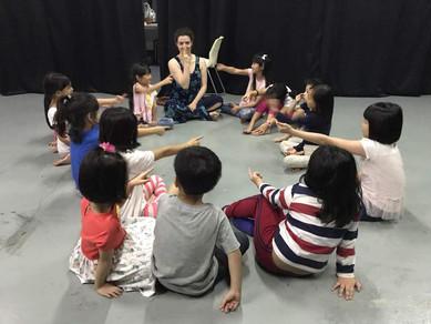 Kids Devised Theatre Weekend