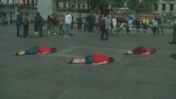 Street performer,Artists Against War