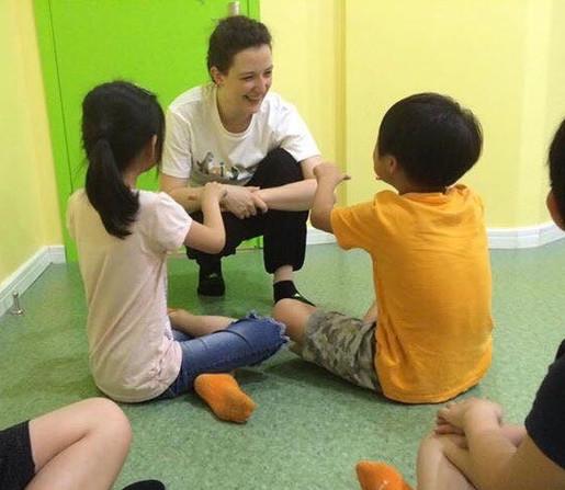 Summer School Leader, China