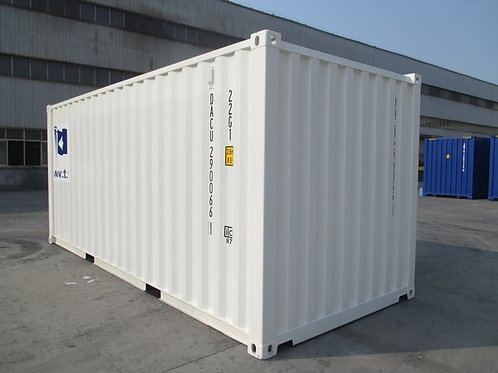 6M - 20'ft Standard New Steel Container