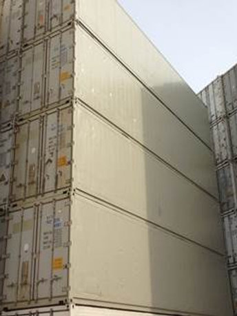 40'ft Reefer High Cube Carrier