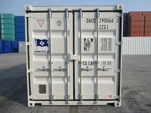 New Container 6 m - 20'ft
