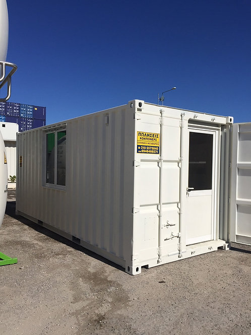 Panel Container 6m