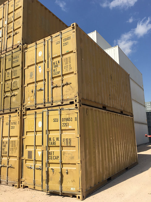 Container 6,1x2,5x2,6m Μεταχειρισμένα