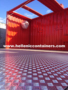 CONTAINER MODIFICATIONS