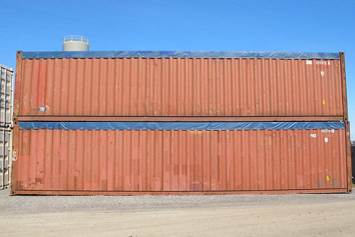 40'Open Top Container