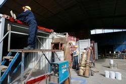 Container Maintenance & Repair