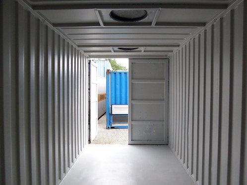 20'ft-6m Bulk Container