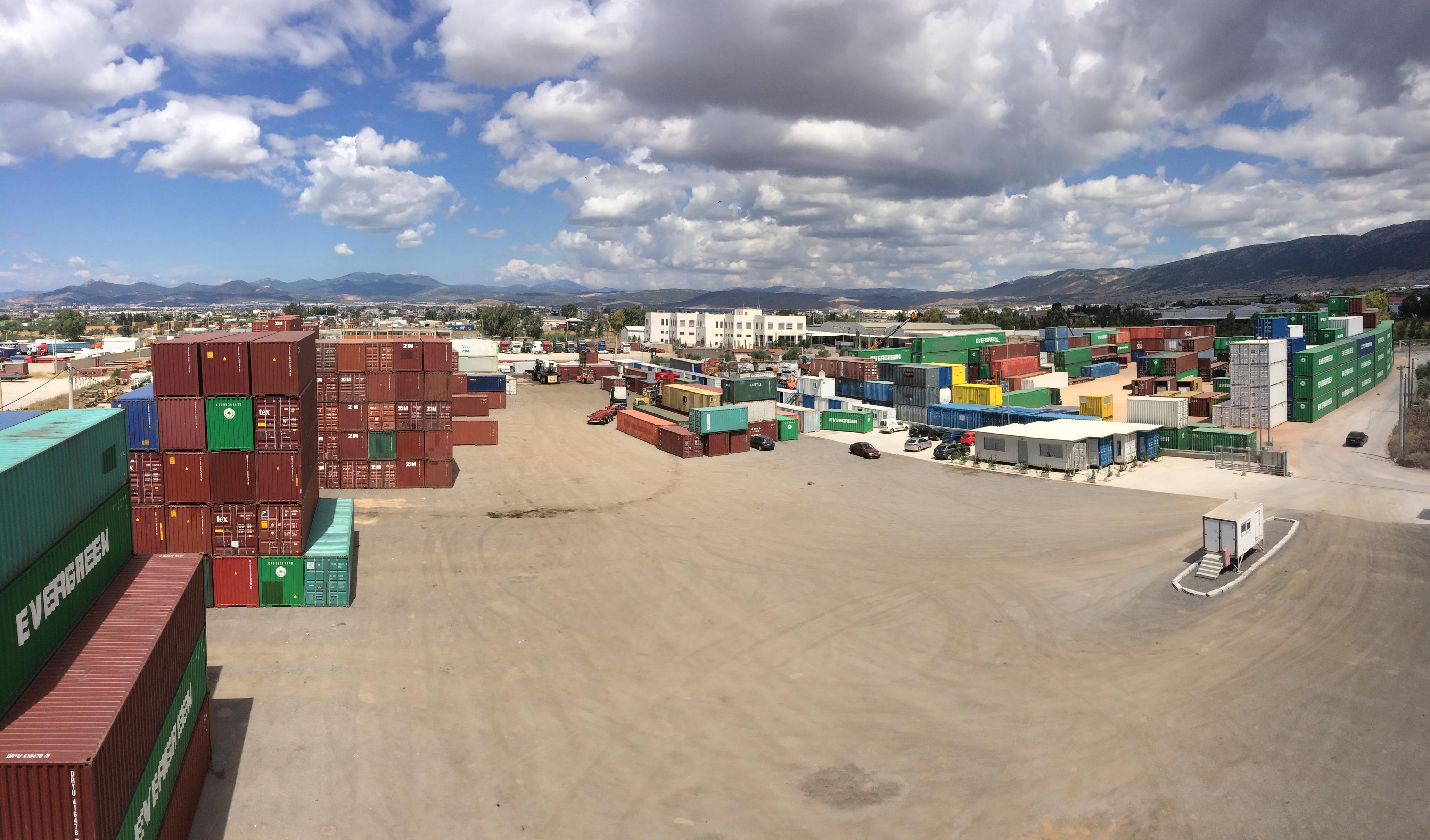 6 Αποθήκες Container