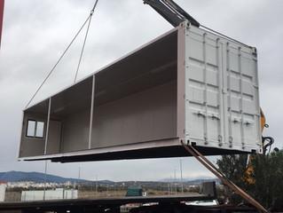 Πλεονεκτήματα Container