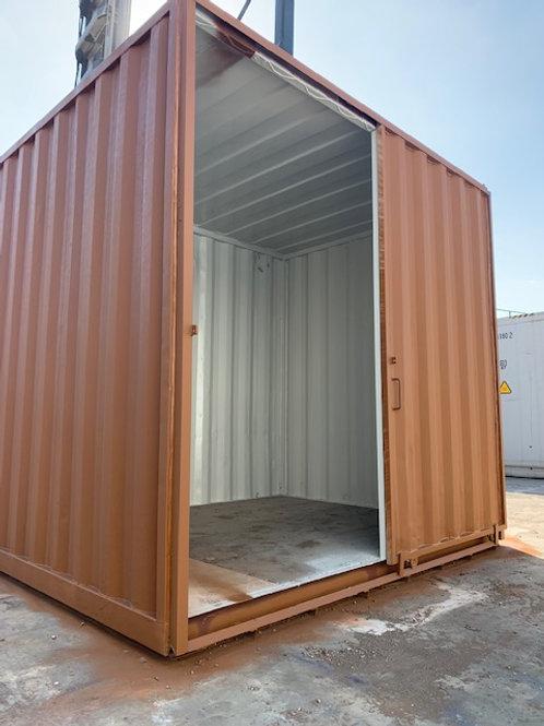 3 M - 10'ft Μεταχειρισμένο Container