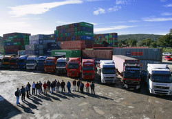 Container Transports