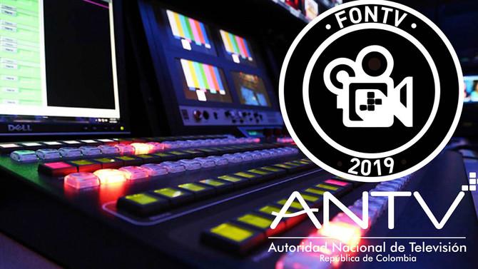 Cabeza Rodante ganadora en el FONTV 2019