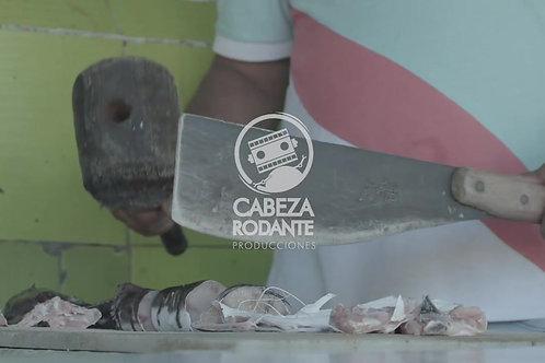 VD0285 - CORTANDO PESCADO