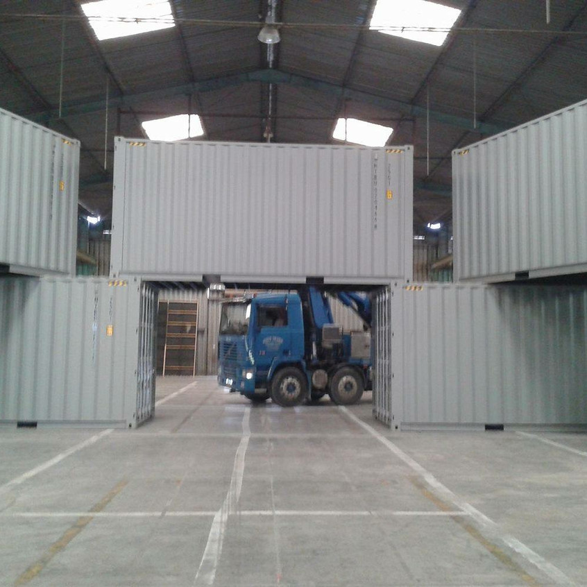 Container Mad