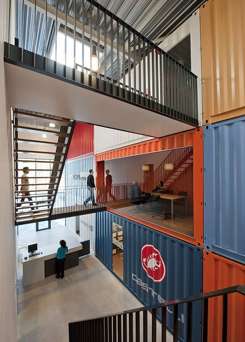 Container Building