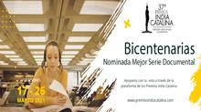 Así puedes votar por Bicentenarias en los Premios India Catalina 2021