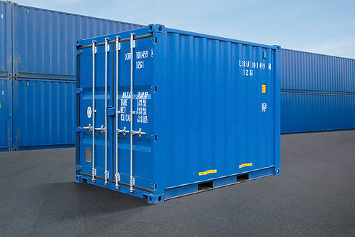 3 M - 10'ft Standard Container
