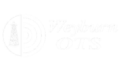 OTS Curling Logo - white and transparent