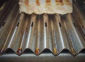 BBQ Grill plate