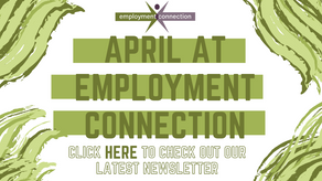 April at Employment Connection