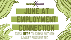 June at Employment Connection