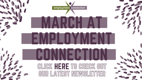 March at Employment Connection
