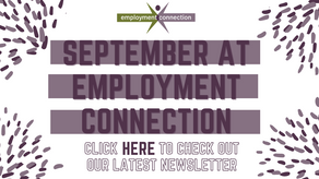September at Employment Connection