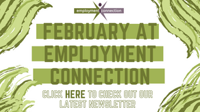 February at Employment Connection