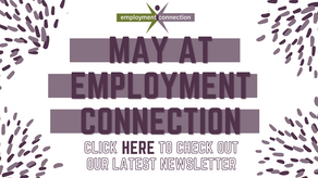May at Employment Connection