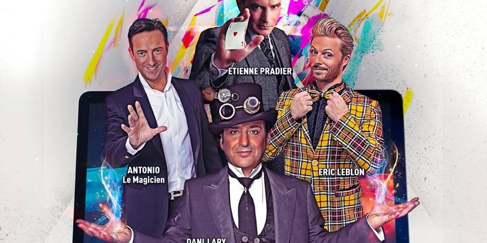 Show de Magie virtual en Francais