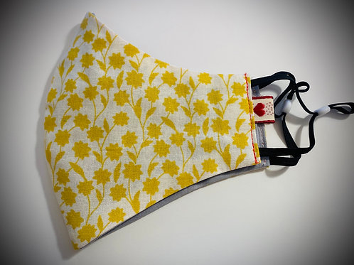 Yellow fleur