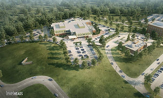 Forbes Cancer Center Aerial Rendering.jp