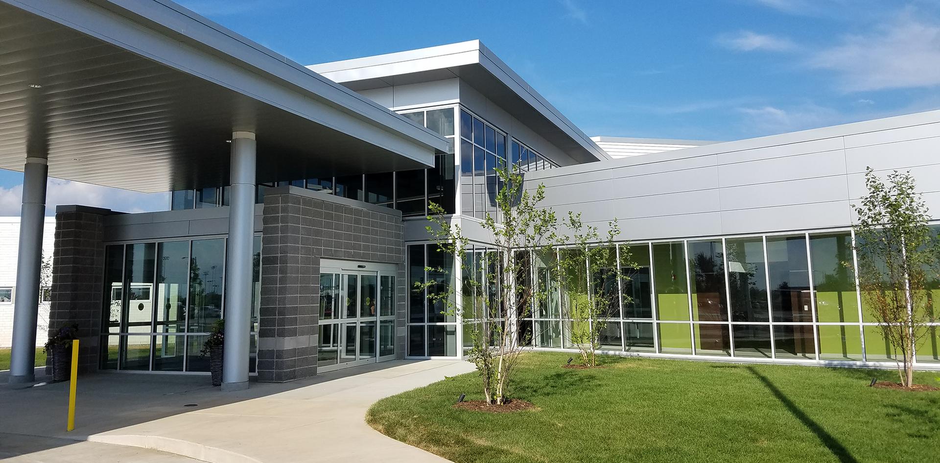 Advocate Bromenn Integrated Wellness Center